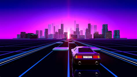 80s Car Wallpaper by 80s Neon Wallpaper 183 Free Awesome High