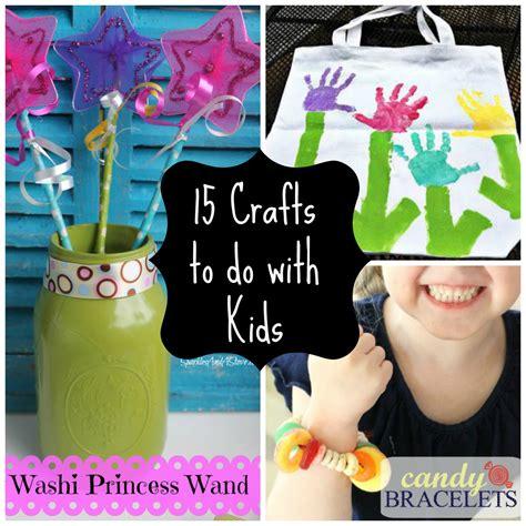 easy crafts to do with 15 easy crafts to do with