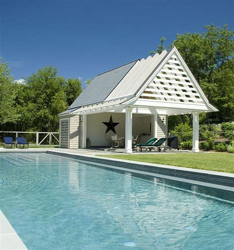 home plans with pools 25 pool houses to complete your backyard retreat
