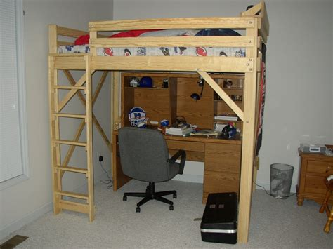 sized loft bed loft bed and chair made from pallets up cycled