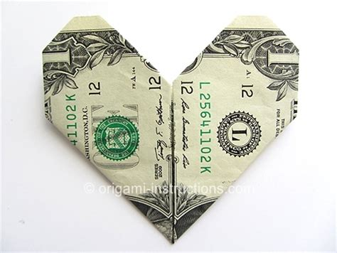 how to make an origami out of money origami money origami
