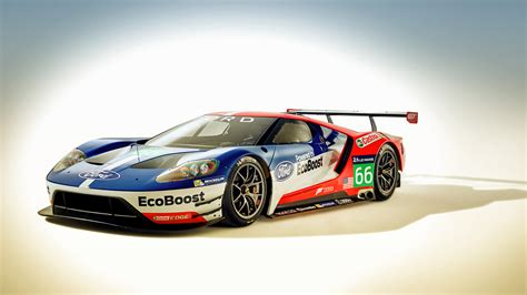 Ford Car Wallpaper Hd by Ford Gt Race Car 2016 Wallpaper Hd Car Wallpapers Id 5625
