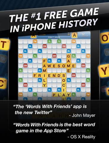 problems with scrabble app words with friends hd on the app store on itunes