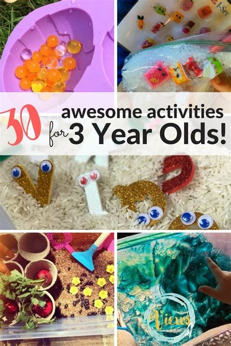 crafts for four year olds best 25 3 years ideas on 3 year preschool