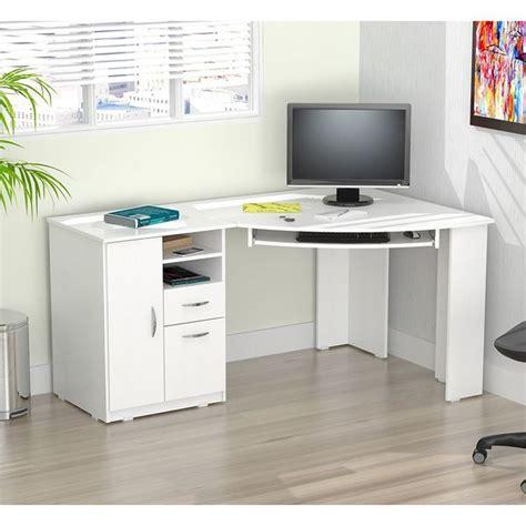 white corner office desk best 25 white corner desk ideas on at home
