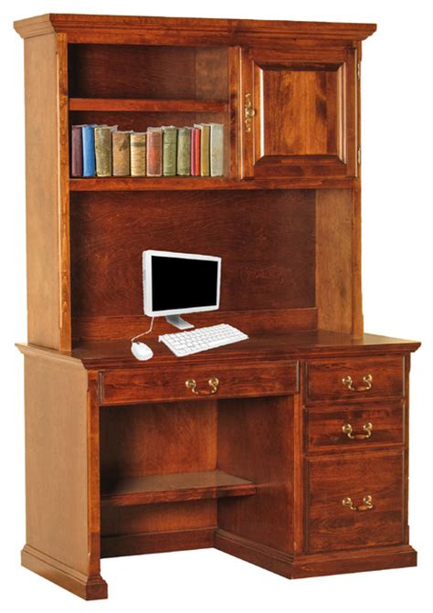 desk with drawers and hutch traditional desk and hutch with pencil drawer