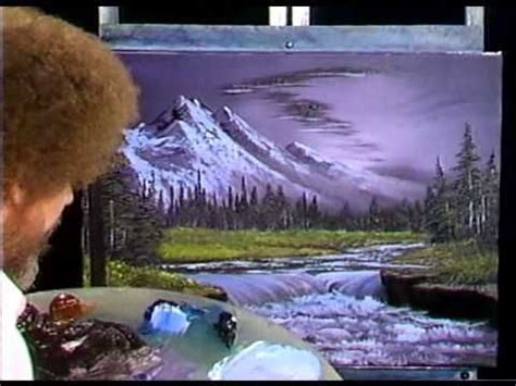 bob ross painting tutorials bob ross painting arctic painting pbs