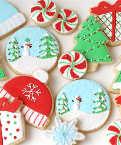 how to decorate cookies for 24 ways to decorate a sugar cookie christmasy sugar cookies