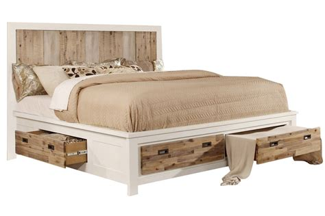 what is bed western bed with storage
