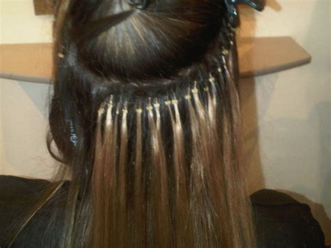 micro extensions extensions micro ring alexie s hair extentions