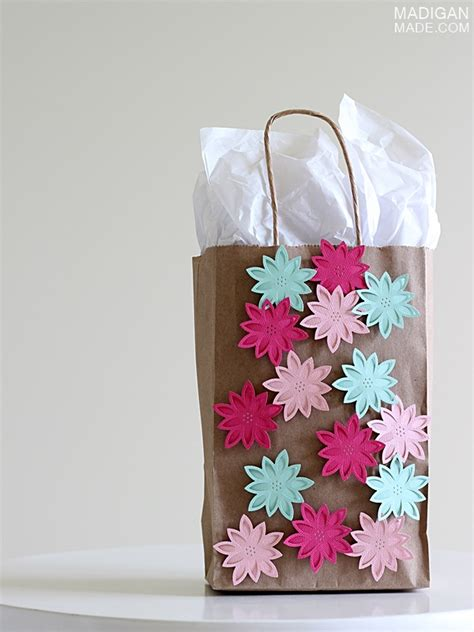 diy gift bags diy gift bag craft idea rosyscription