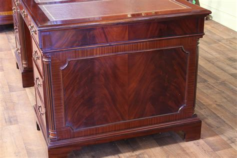 office desk leather top leather top executive desk mahogany leather top desk for