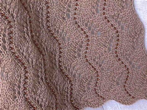 lace knitting lace knitting patterns that bring crochet and knit