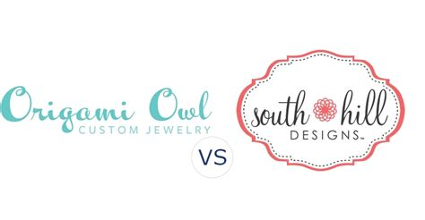 companies like origami owl origami owl vs south hill designs compare direct sales