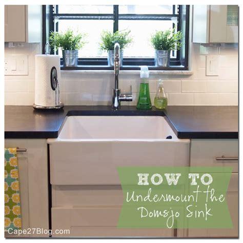 ikea kitchen sink installation domsjo ikea sink installation nazarm