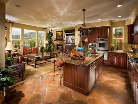 open floor plan kitchen designs efficient open floor house plans open concept kitchen plans one story country style house plans