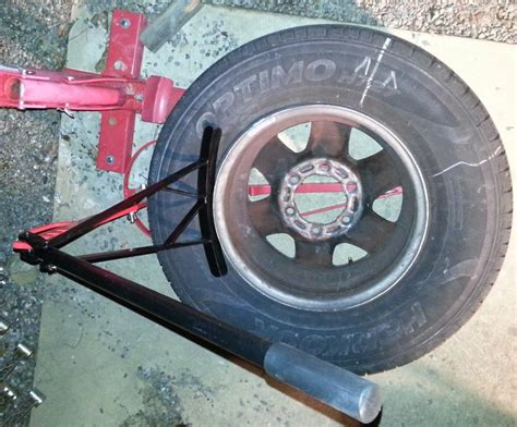 harbor freight bead breaker review of the harbor freight tire bead breaker works