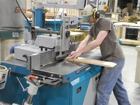 safe use of woodworking machinery new ansi safety standard set for wood shaper machinery