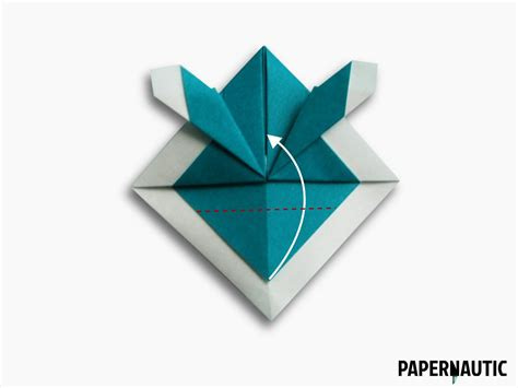origami samurai hat samurai hat origami design papernautic