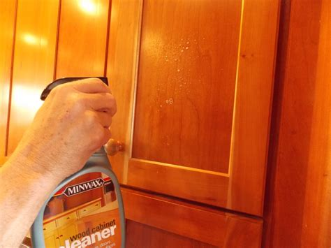 how to clean grease wood cabinets cleaning your kitchen cabinets minwax