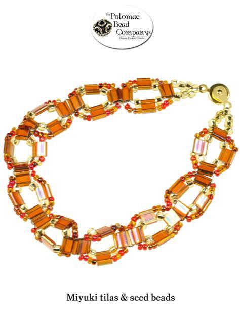 the potomac bead company pin by potomac bead company on beadweaving designs