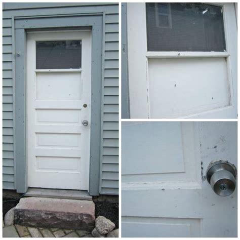 spray painting exterior doors outside door makeover front door paint 187 decor adventures