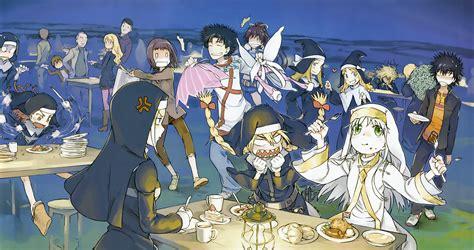 to aru majutsu oriana thompson to aru majutsu no index zerochan anime