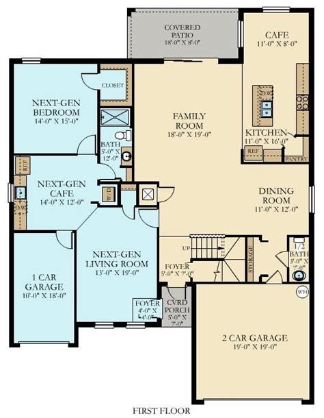 lennar homes floor plans florida liberation new home plan in chionsgate the estates at