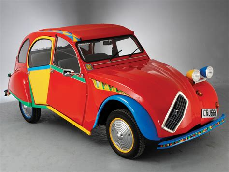 Citroen 2cv6 by Citro 235 N 2cv6 Quot Picasso Citro 235 N Quot By Andy Saunders 1983