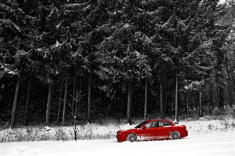Car Wallpaper Winter by Jaguar Winter Snow Car Wallpapers Hd Desktop And