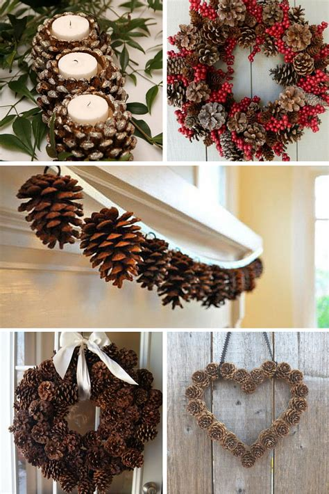 pine cone craft projects 15 pine cone craft projects for the nest