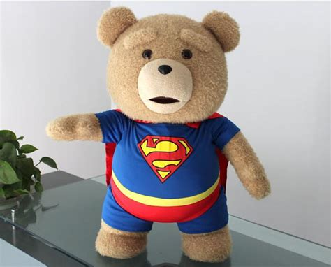 superman stuffed animal superman teddy plush kid toys 40cm soft stuffed cloth