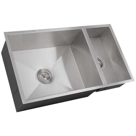 square kitchen sinks ticor s6502 undermount stainless square kitchen sink