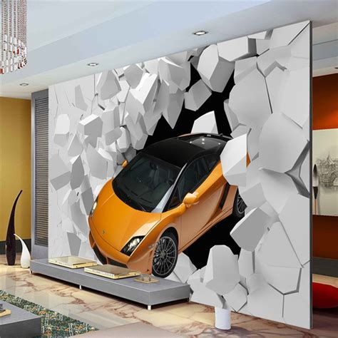 Car Wallpaper For Walls by Buy Wholesale Car Design Wallpaper From China Car