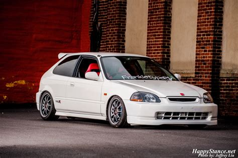 Honda Automotive by Honda Civic Hatchback Ek Stock Automotive