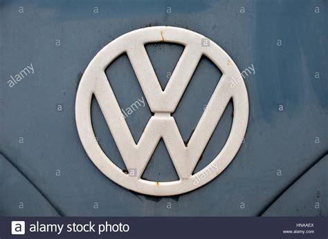 Volkswagen Stock Symbol by Volkswagen Logo Symbol On A Stock Photo Royalty