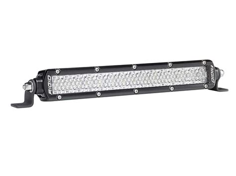 rigid 10 led light bar buy rigid sr2 10 inch white diffusion led light bar