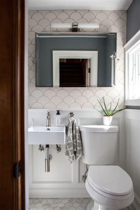 White Modern Morocco Bathroom Custom Tile Mercury Mosaics