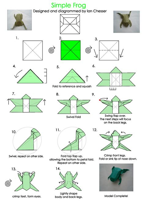 how to make an easy origami frog complex origami frogs 171 embroidery origami