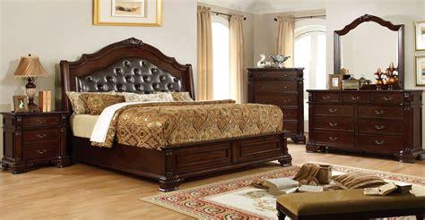 sler bedroom furniture edinburgh silver panel bedroom set cm7671q furniture of