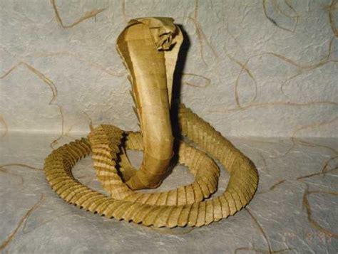 origami snake origami snake