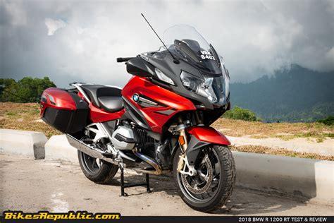 Bmw R1200rt Review by 2018 Bmw R 1200 Rt Test Review Bikesrepublic