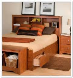 bed bookcase headboard bookcases ideas platform storage bed bookcase headboard