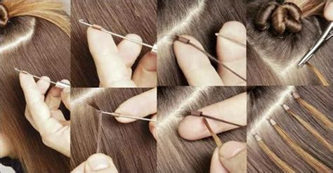remove micro bead hair extensions system