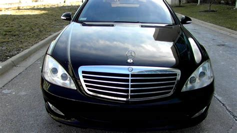 2008 Mercedes S550 4matic by 2008 Mercedes S550 4matic