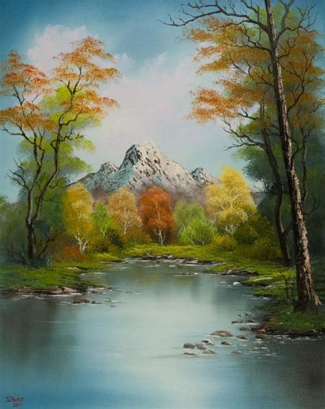 bob ross painting free bob ross paintings for sale autumn images 85979 painting
