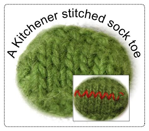 grafting in knitting seams techknitting an easier way to kitchener stitch also