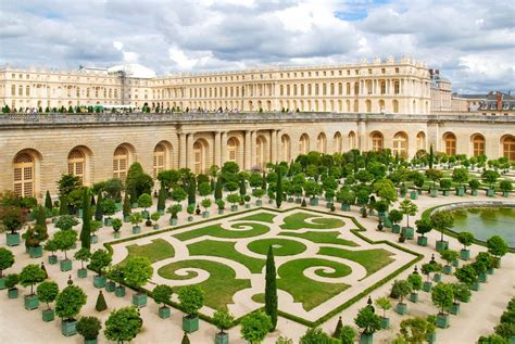 Der Garten Versailles by Schloss Versailles Frankreich Franks Travelbox