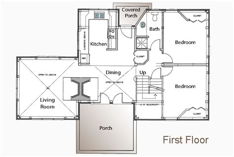 guest cabin floor plans small guest house plans 4786 ideas small guest house floor