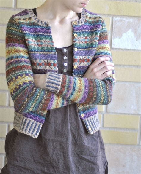 orkney knitting dress fair isle cardigan nitsirk orkney give me one
